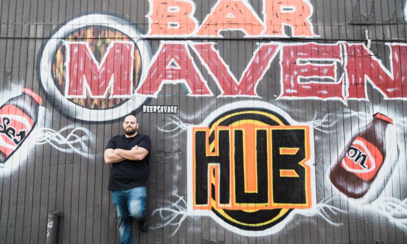 Bar Maven header image