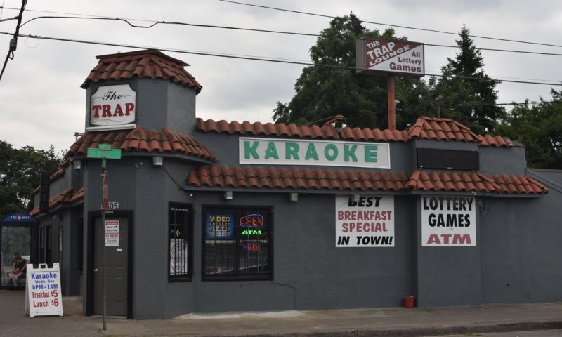 The Trap Restaurant & Lounge header image