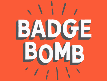 Picture of Badge Bomb